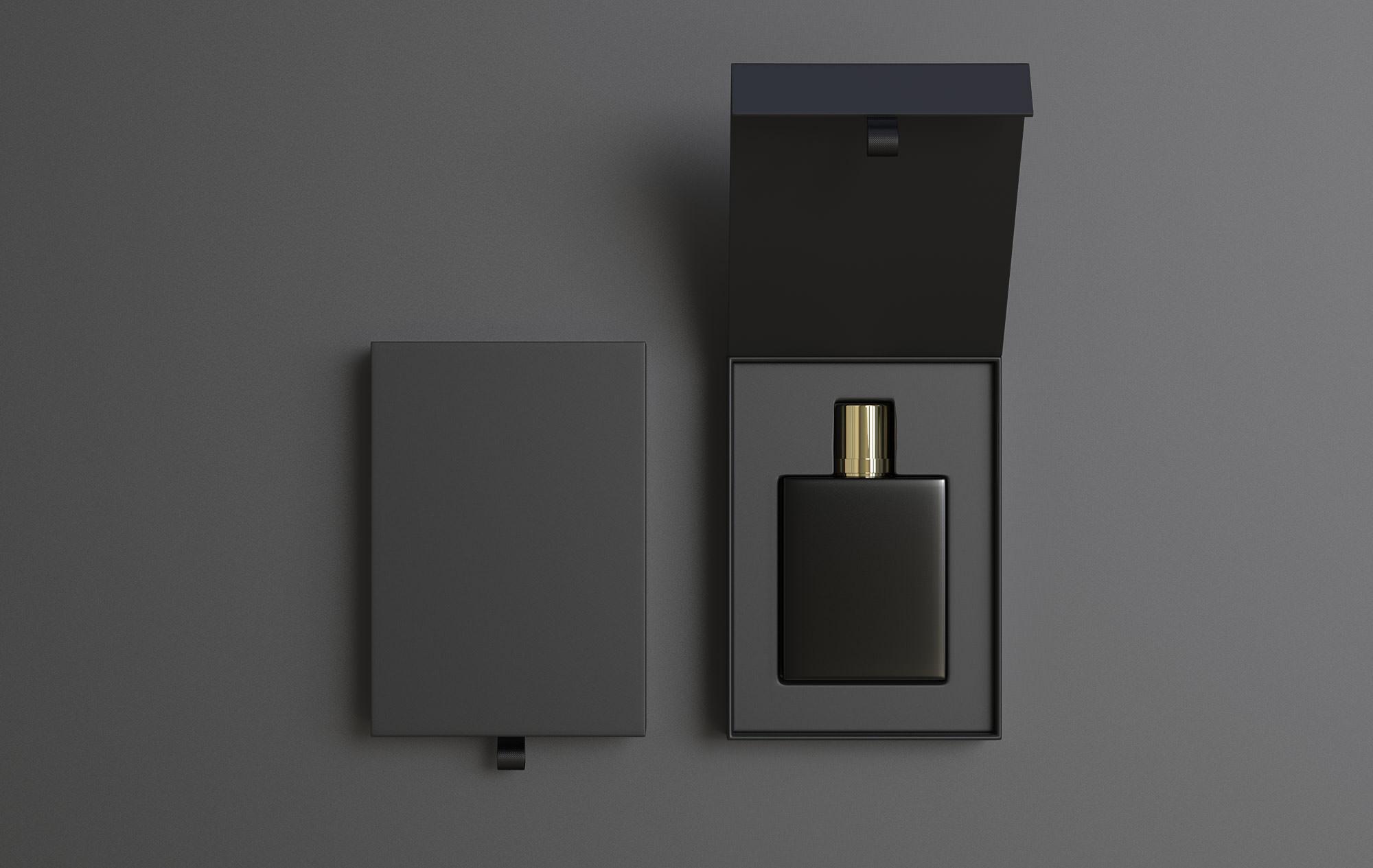 Parfüm Produkt Freisteller vorher
