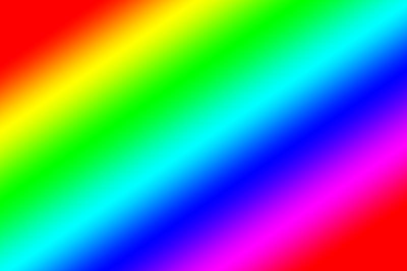 Diagonaler Farbverlauf